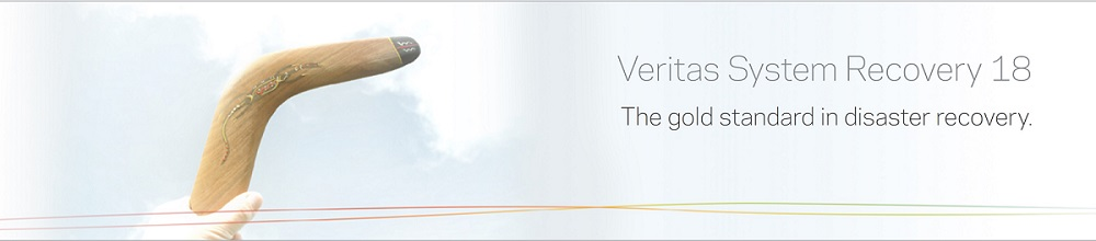 Veritas System Recovery 18